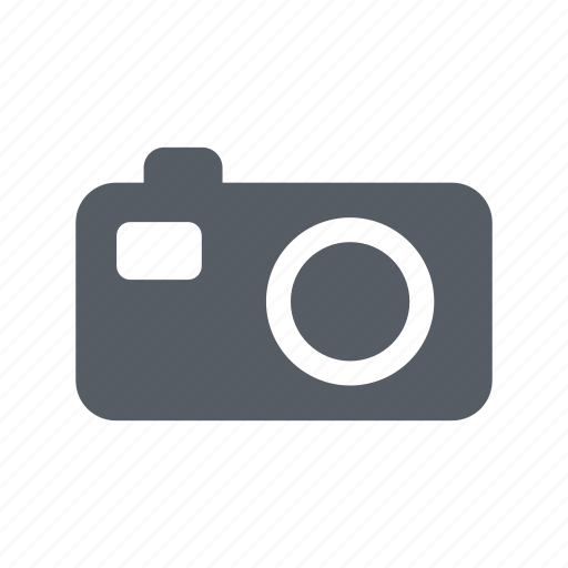 camera, compact, lens, photo, photography icon