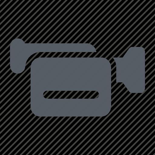 camera, film, media, technology, video icon