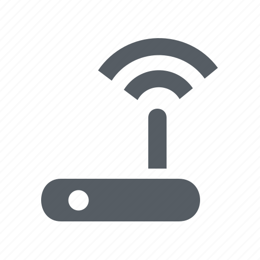 connection, network, router, technology, wifi, wireless icon