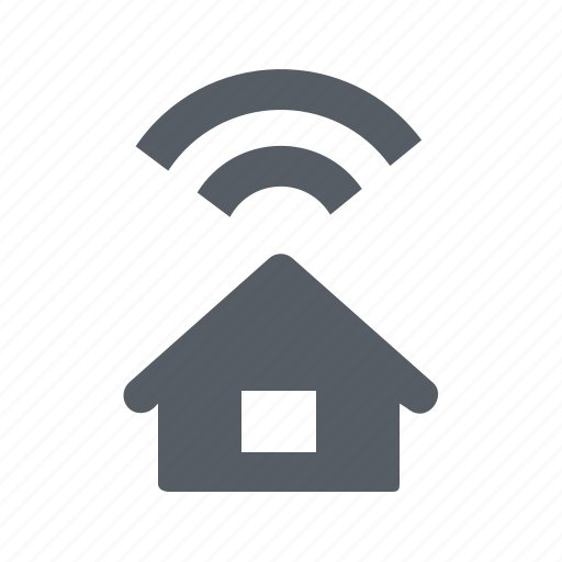 automation, home, network, technology, wifi, wireless icon