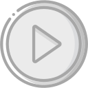 audio, media, media player, music, play, video player icon