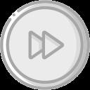 audio, fast, forward, media, media player, music, video player