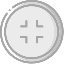 audio, media, media player, music, reduce, video player icon