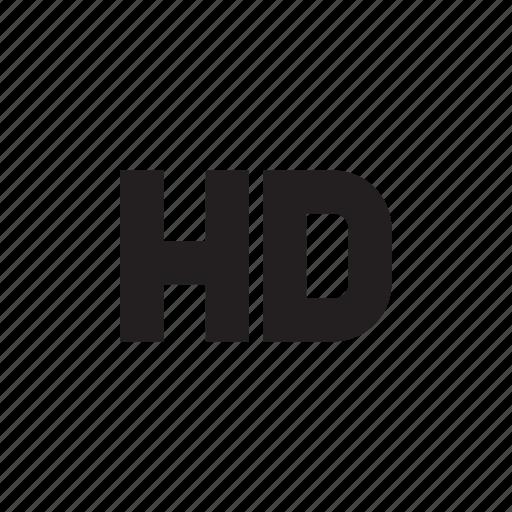 cinema, hd, media, movie, player, screen, video icon