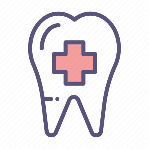 healthcare, hospital, medical, tooth icon