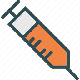 injection, meds, treatment icon