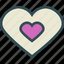 heart, lovedouble, organ