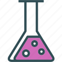 demoflask, lab, potion icon