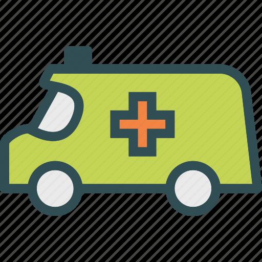 alarm, ambulance, noise icon
