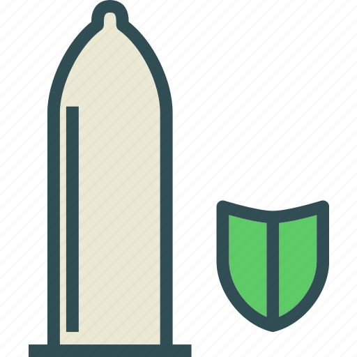 condom, male, masculin, organ, penis, protection, reproduction icon