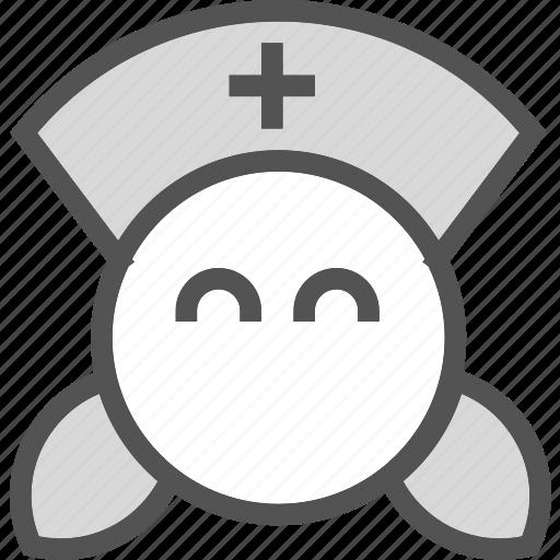 assistent, doctor, female, health, medic, medical, nurse icon