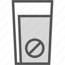 glass, medss, pharmacy, pill, treatment icon