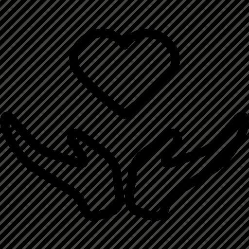 hand, health, heart, love, medical, organ, s icon