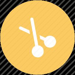 medical, medical equipment, scissor, surgical scissor, surgical tool icon