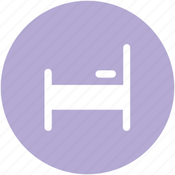 bed for patients, health clinic, healthcare, hospital, hospital room, patient bed icon