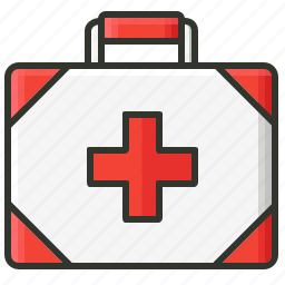 first aid kit, firstaid, firstaid box, medical box, medicines icon