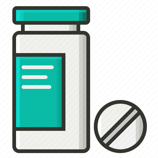 drug, medicine, pills, tablet, treatment icon