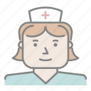 doctor, emergency, health, hospital, medical, nurse, person icon