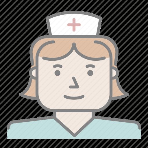 Doctor, emergency, health, hospital, medical, nurse, person icon - Download on Iconfinder