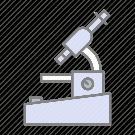 doctor, emergency, health, hospital, laboratory, medical, microscope icon