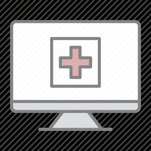 doctor, emergency, health, hospital, medical, medical website, online medical icon