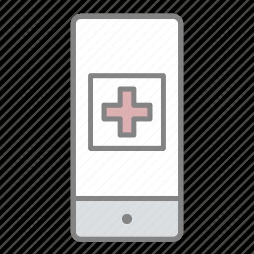 Doctor, emergency, health, hospital, medical, mobile emergency, online medical icon - Download on Iconfinder