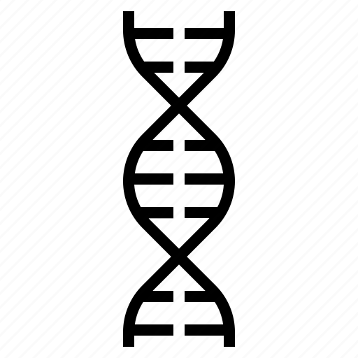 dna, genetics, genome, molecule, science icon