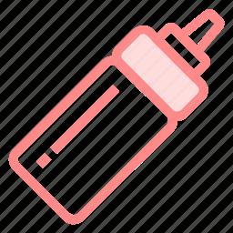 aqua, bottle, protiens, water icon