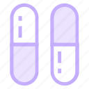 drugs, medicine, pills, tablet icon