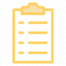 document, information, medical, report icon