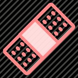 bandage, healthcare, medical, saniplast icon