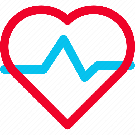 Heart, heartbeat, monitor icon icon - Download on Iconfinder