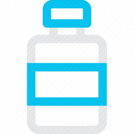 medicine, syrup, syrup bottle icon icon