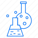 chemical, flask, lab, medical, science icon