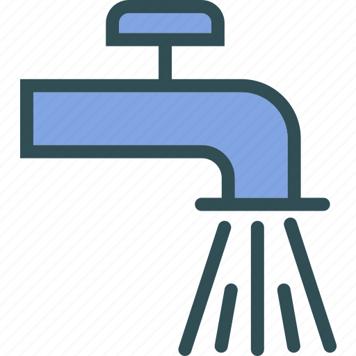 drop, sink, wash, water icon