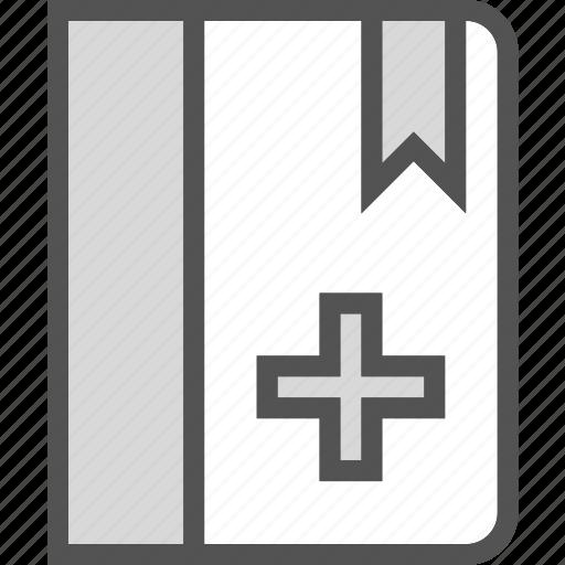 agenda, health, medical icon