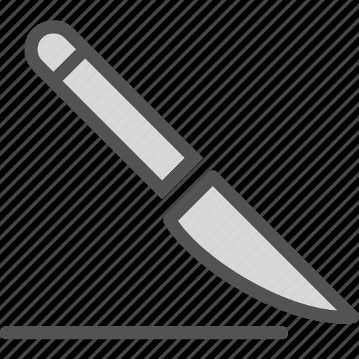 cutknife, scalpel, surgery, tool, urgency icon