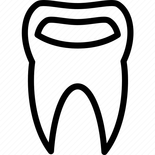 cavityfilled, dentist, doctor, medic, tooth icon