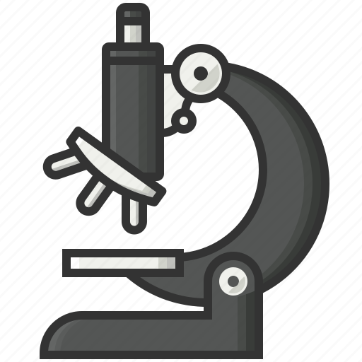 lab, laboratory, microscope, research icon