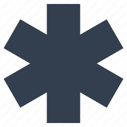 ambulance, first aid, healthcare, medical, sign icon