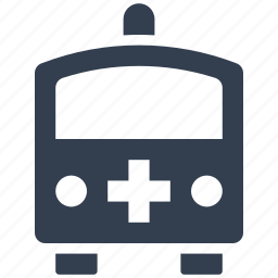 ambulance, car, first, healthcare, help, medical, transportation icon