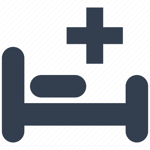 aid, bed, cross, healthcare, help, hospital, medical, medicine icon