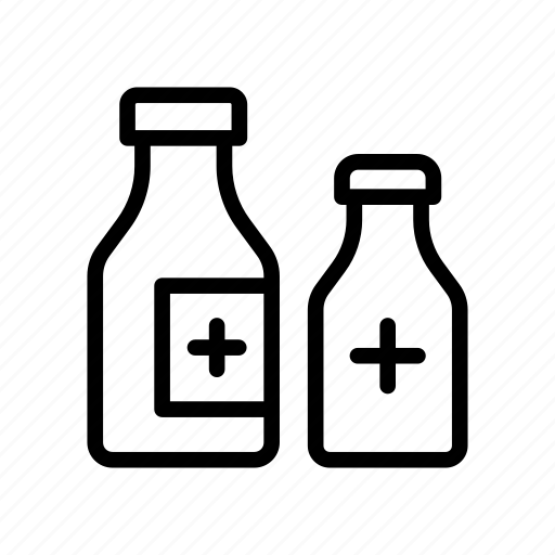 blood, bottle, healthcare, medical, water icon