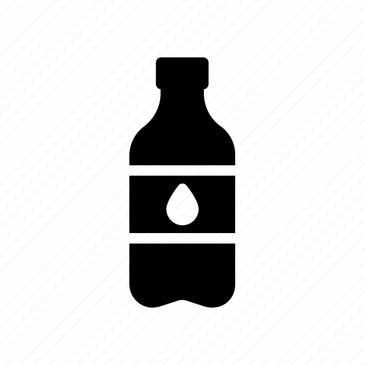 aqua, bottle, drink, plastic, water icon