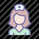 nurse, medical, assistant, doctor, care, help