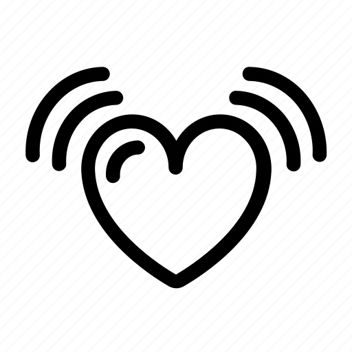 beat, collection, health, heart, heartbeat icon