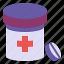 health, medical, medicine, pharmacy, pills icon