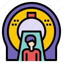 ct, hospital, medical, mri, scan icon