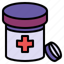 health, medical, medicine, pharmacy, pills icon