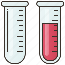 chemistry, healthcare, laboratory, medicine, tube icon